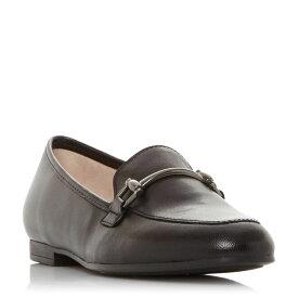 ガボール Gabor レディース シューズ・靴 ローファー・オックスフォード【Serin Snaffle Loafers】Black