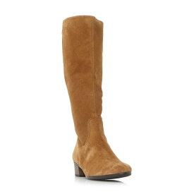 ガボール Gabor レディース シューズ・靴 ブーツ【Toye Suede High Leg Boots】Tan