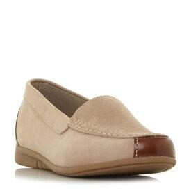 ガボール Gabor レディース シューズ・靴 ローファー・オックスフォード【Lois Stitch Detail Loafer Shoes】Beige