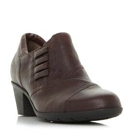 ガボール Gabor レディース シューズ・靴 ブーツ【Maria Block Heel Shoe Boots】Burgundy