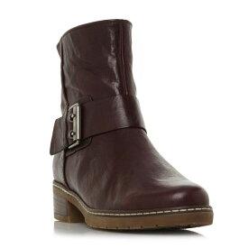 ガボール Gabor レディース シューズ・靴 ブーツ【Dakota Buckle Stitch Ankle Boots】Burgundy