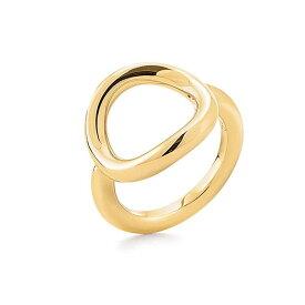 フォリフォリ Foli Follie レディース ジュエリー・アクセサリー 指輪・リング【Metal Chic Ring】Gold