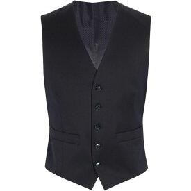 ピエール カルダン Pierre Cardin メンズ トップス ベスト・ジレ【Plain Classic Fit Waistcoat】Navy