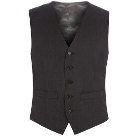 ピエール カルダン Pierre Cardin メンズ トップス ベスト・ジレ【Jack Charcoal Twill Performance Vest】Charcoal