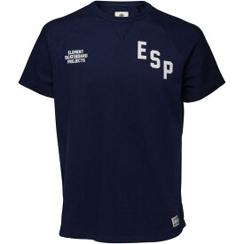 エレメント Element メンズ 野球 トップス【French Terry Baseball Jersey】Indigo