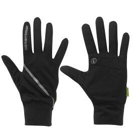 カリマー Karrimor メンズ 手袋・グローブ【Run Glove】Black