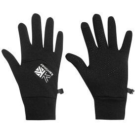 カリマー Karrimor メンズ 手袋・グローブ【Thermal Gloves】Black