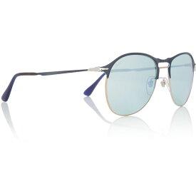 ペルソール Persol レディース メガネ・サングラス【Black Bv8194B Pilot Sunglasses】Black