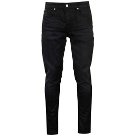 リークーパー Lee Cooper メンズ ボトムス・パンツ ジーンズ・デニム【Coated Blue Jeans】Drk Blue Coated