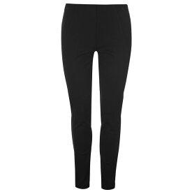 ダナ キャラン ニューヨーク DKNY レディース ボトムス・パンツ スキニー・スリム【Skinny Waistband Trousers】Black