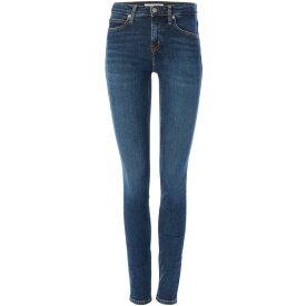 カルバンクライン Calvin Klein Jeans レディース ボトムス・パンツ ジーンズ・デニム【Mid Rise Skinny Jean】Denim Mid Wash