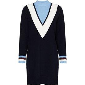 トミー ヒルフィガー Tommy Hilfiger レディース ワンピース・ドレス ワンピース【Raissa Dress】Blue