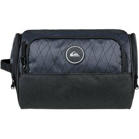 クイックシルバー Quicksilver レディース ポーチ【Capsule Wash Bag】Black & Blue