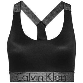 カルバンクライン Calvin Klein Underwear レディース インナー・下着 ブラレット【Customized Stretch Bralette Lightly Lined】Black
