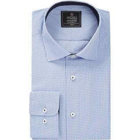 スコープス Skopes メンズ シャツ トップス【luxury collection formal shirts】Sky Blue