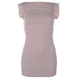 ウォルフォード Wolford レディース ボディースーツ インナー・下着【fatal drape sleeveless body suit】Light Pink