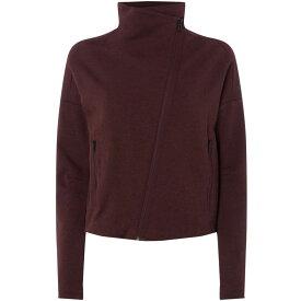 アディダス adidas レディース ジャケット アウター【zip up jacket】Burgundy