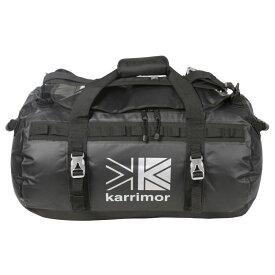 カリマー Karrimor メンズ バッグ ボストンバッグ・ダッフルバッグ【70L Dufflebag】Black