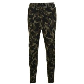 ヒューゴ ボス HUGO メンズ インナー・下着 パジャマ・ボトムのみ【Duros Camouflage Jogging Bottoms】Khaki Camo