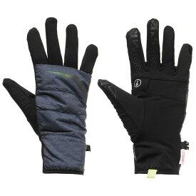 カリマー Karrimor レディース ランニング・ウォーキング グローブ【Quilted Running Gloves】Black
