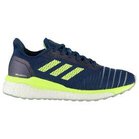 アディダス adidas レディース ランニング・ウォーキング シューズ・靴【Solar Drive' Running Shoes】Grey/Yellow