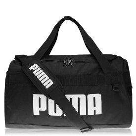 プーマ Puma メンズ ボストンバッグ・ダッフルバッグ バッグ【Challenger Holdall Small】Black/White