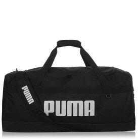 プーマ Puma メンズ ボストンバッグ・ダッフルバッグ バッグ【Challenger Holdall Large】Black/White