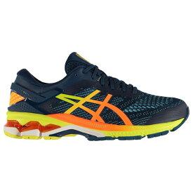 アシックス Asics メンズ ランニング・ウォーキング シューズ・靴【GEL Kayano 26 Running Shoes】Blue/Orange