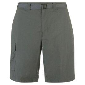 コロンビア Columbia メンズ ランニング・ウォーキング ショートパンツ ボトムス・パンツ【Cascades Explorer Shorts】Grill