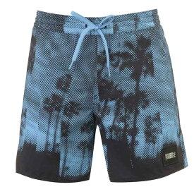 オニール ONeill メンズ 海パン ショートパンツ 水着・ビーチウェア【Bondey Swim Shorts】Blue AOP