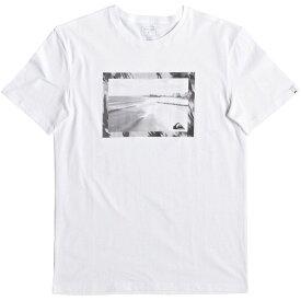 クイックシルバー Quicksilver メンズ Tシャツ トップス【The Goldy - T-Shirt】White
