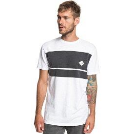 クイックシルバー Quicksilver メンズ Tシャツ トップス【Arial Attack T-Shirt】Black