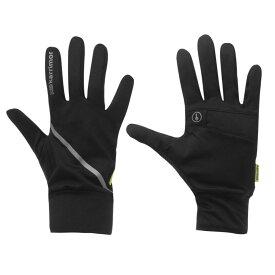 カリマー Karrimor レディース 手袋・グローブ 【Running Gloves】Black