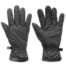 カリマー Karrimor レディース 手袋・グローブ 【Trail Gloves】Black