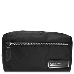 カルバンクライン Calvin Klein メンズ ポーチ トラベルポーチ【Primary Wash Bag】BDS BLACK