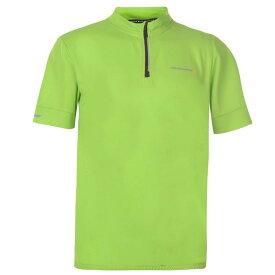 マディフォックス Muddyfox メンズ 自転車 トップス【Cycling Short Sleeve Jersey】Green/Black
