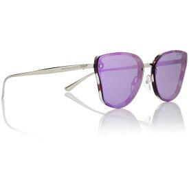 マイケル コース Michael Kors レディース メガネ・サングラス 【Brown Mk2068 Butterfly Sunglasses】Brown