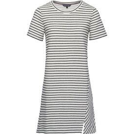 トミー ヒルフィガー Tommy Hilfiger レディース ワンピース ワンピース・ドレス【Brenna Striped Dress】White