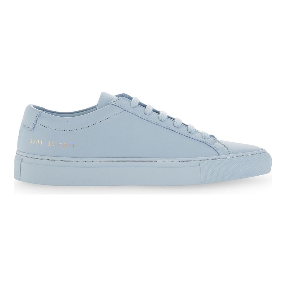 コモン プロジェクト common projects レディース シューズ・靴 スニーカー【original achilles leather low-top trainers】Powder blue