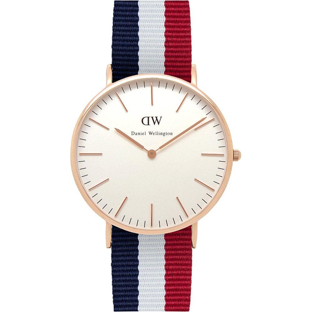 ダニエル ウェリントン daniel wellington メンズ アクセサリー 腕時計【0103dw classic cambridge watch】White