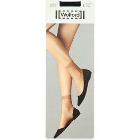 ウォルフォード wolford レディース インナー・下着 ソックス【nude 8 denier socks】Black