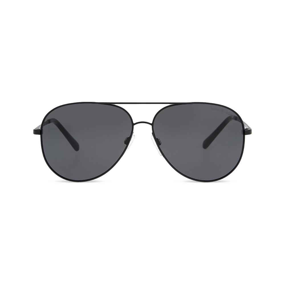 マイケル コース レディース メガネ・サングラス【mk5016 kendall i aviator sunglasses】Black