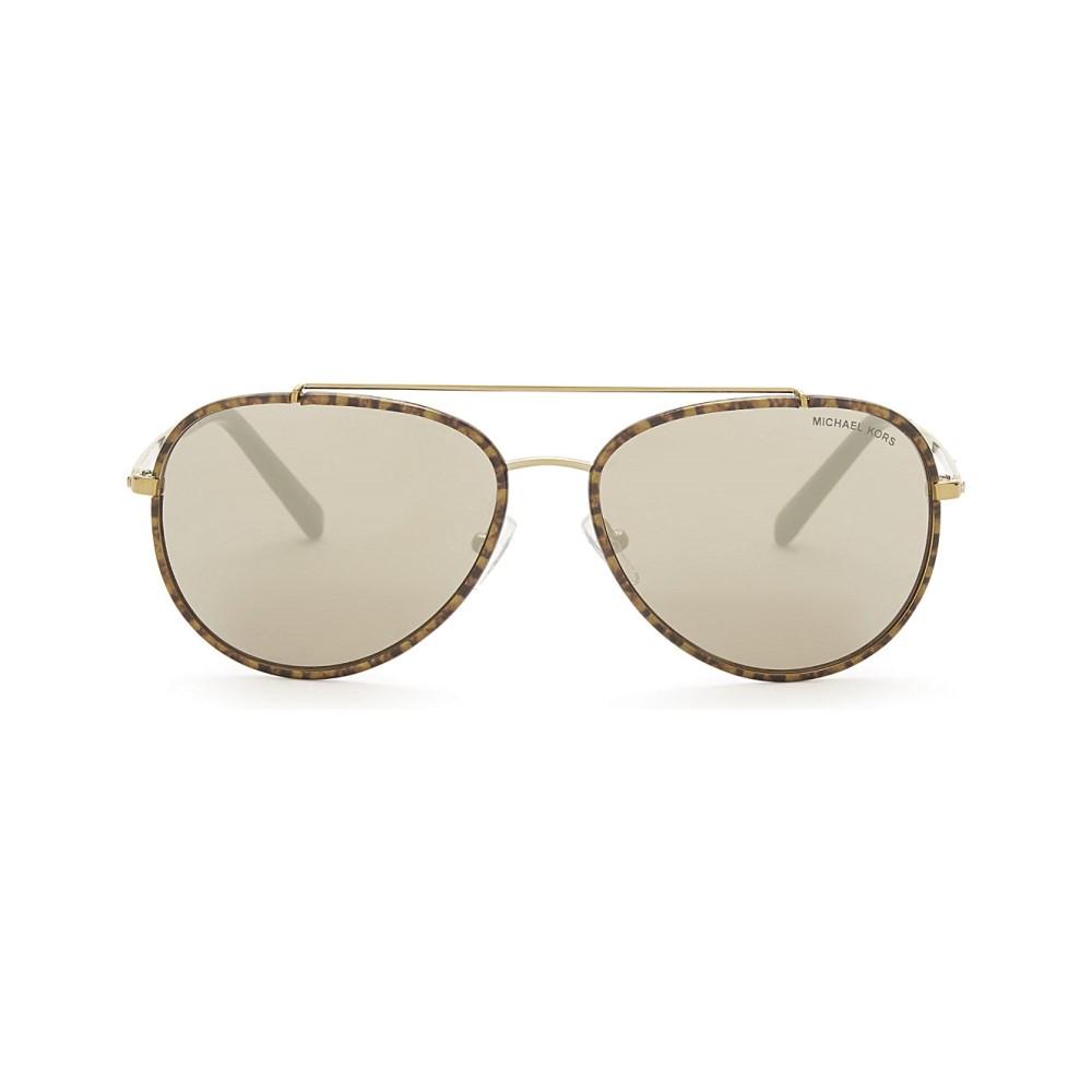 マイケル コース レディース メガネ・サングラス【mk1019 aviator sunglasses】Gold