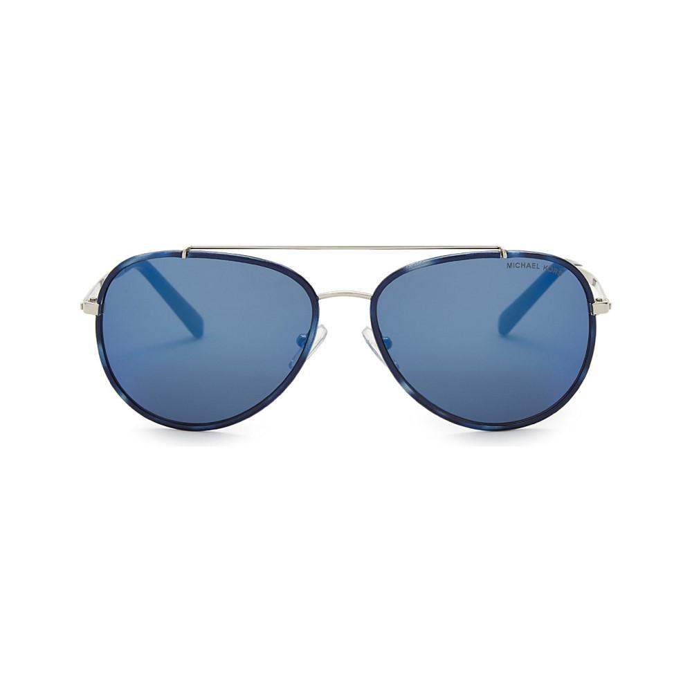 マイケル コース レディース メガネ・サングラス【mk1019 aviator sunglasses】Navy