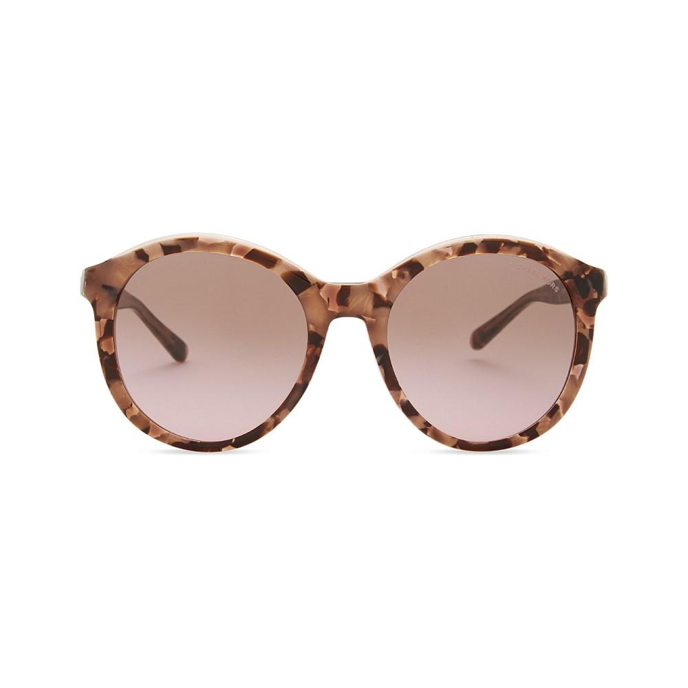 マイケル コース レディース メガネ・サングラス【mk2048 round-frame sunglasses】Pink