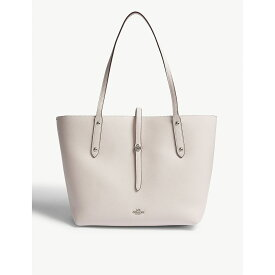 0533d544df52 コーチ レディース バッグ トートバッグ【market leather tote bag】Sv/ice pink