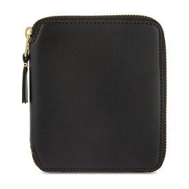 コム デ ギャルソン comme des garcons レディース 財布【zip-around leather wallet】Black