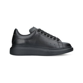 アレキサンダー マックイーン alexander mcqueen メンズ シューズ・靴 スニーカー【show leather platform trainers】Black