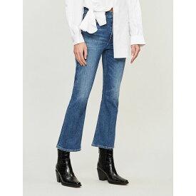 シチズン オブ ヒューマニティ citizens of humanity レディース ボトムス・パンツ ジーンズ・デニム【demy high-rise cropped stretch-denim jeans】Solo