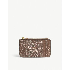 マックスマーラ max mara レディース 財布【powder print small leather purse】Turtledove